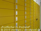 """""""Postfächer im Postamt"""" © 2010 stormpic / aboutpixel.de"""
