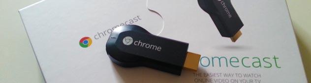 Chromecast Streifenfehler (Stripes) beseitigen